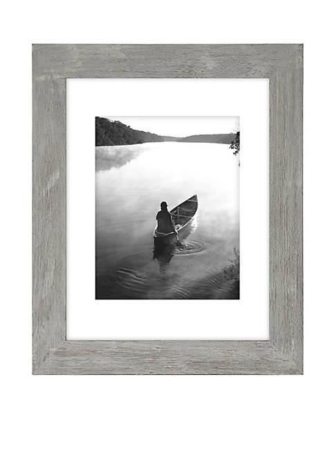 Malden Driftwood Gray 8x10 Frame