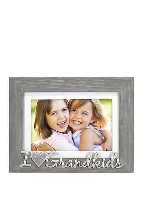 Malden I Love Grandkids Frame