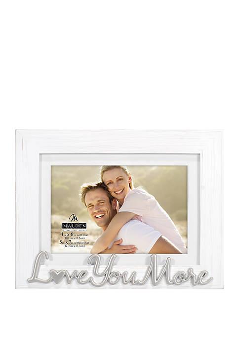Malden Love You More Frame