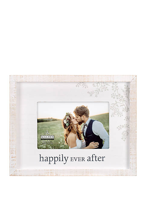 Malden Happily Ever After Rustic Frame