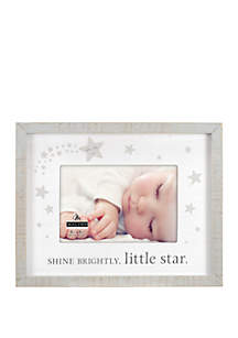 Malden Rustic Shine Brightly Frame