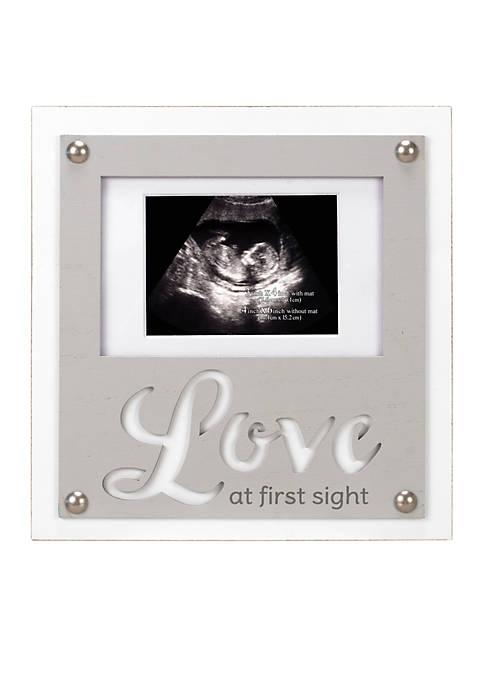 Malden Love At First Sight Sonogram Laser Cut