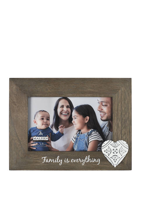 Malden Metal Heart Sentiments Frame
