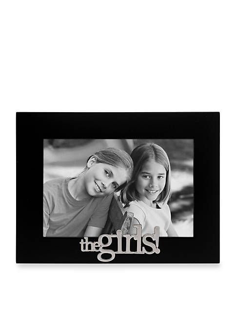 The Girls 4x6 Frame