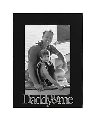 Malden Daddy & Me Expressions 4x6 Frame | belk