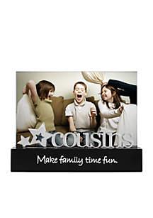 Cousins Desktop Frame
