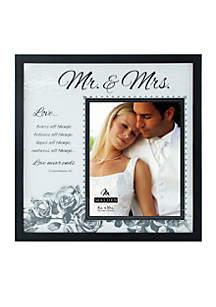 Mr. & Mrs. 8x10 Frame