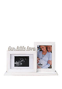Our Little Love Double Frame