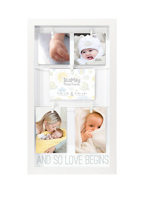 Malden And So Love Begins Baby Collage