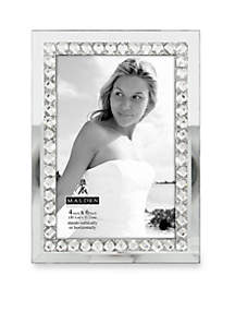 Jeweled Mirror 4x6 Frame
