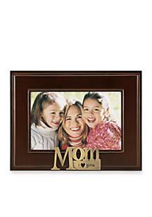 Malden I Love You Mom 4x6 Frame Belk