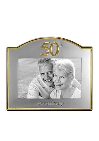 Malden 50th Anniversary 4x6 Frame | belk