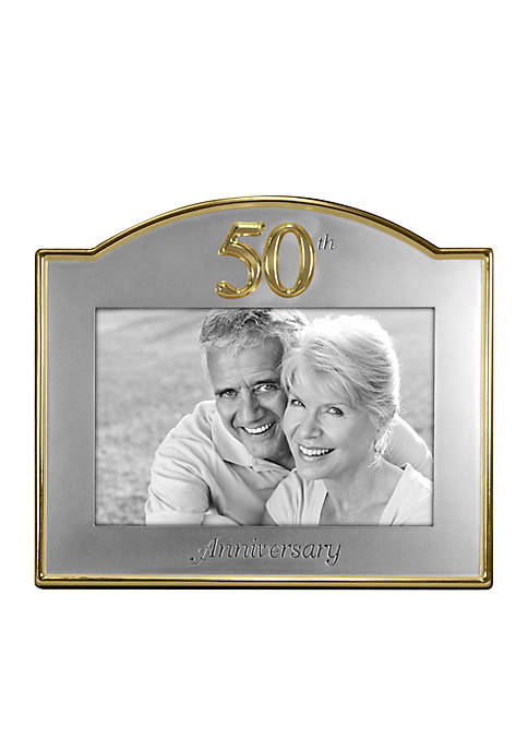 Malden 50th Anniversary 4x6 Frame