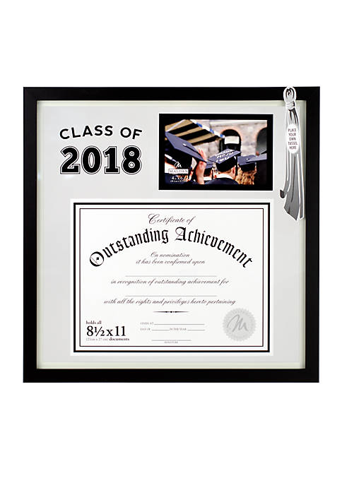 Malden Document Tassel 2018 Frame