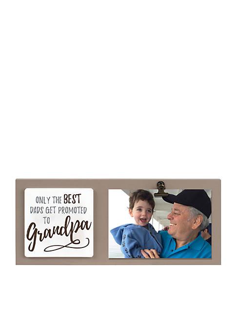 Malden Grandpa Clip Frame