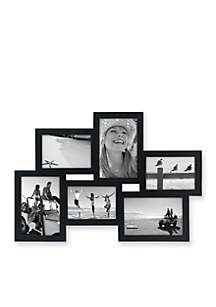 Multi Puzzle Photo Frame Collage
