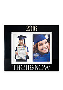Malden Then And Now 2016 2 Up 4x6 Frame Belk