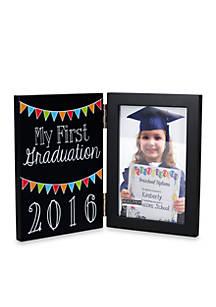 malden then and now preschool graduation 2016 2 up 4x6 frame belk