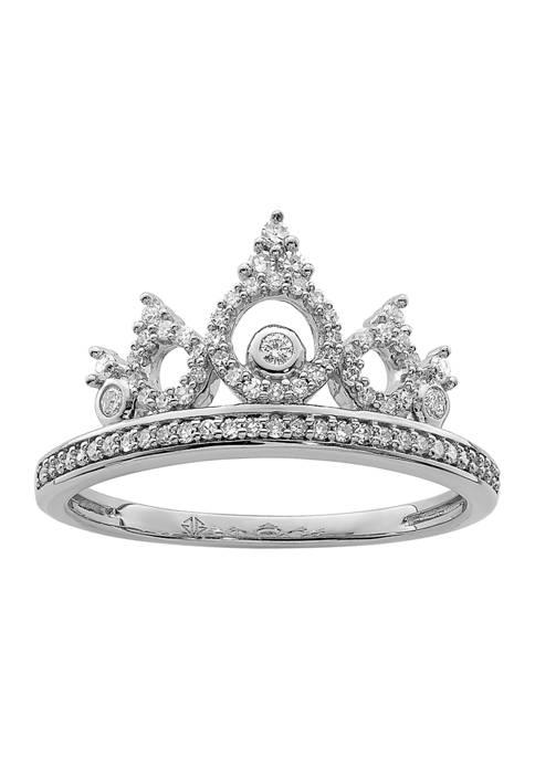 Belk & Co. 1/3 ct. t.w. Diamond Crown