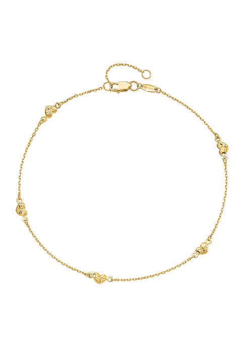 Belk & Co. 14K Yellow Gold Polished and