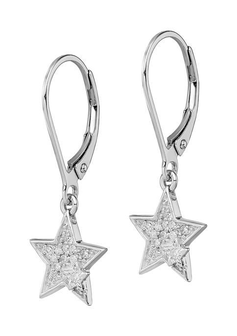 Belk & Co. 1/10 ct. t.w. Diamond Star