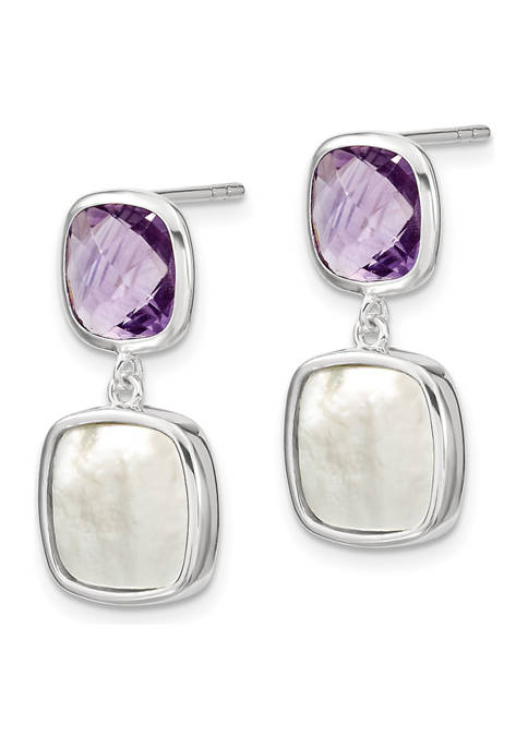 Belk & Co. 7.36 ct. t.w. Amethyst and