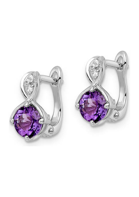 Belk & Co. 1.95 ct. t.w. Amethyst and