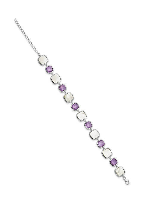 Belk & Co. 23.81 ct. t.w. Amethyst and