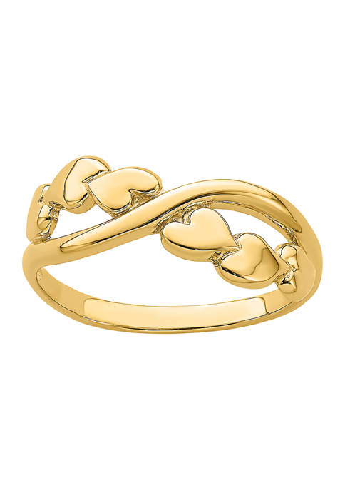 Belk & Co. 14K Yellow Gold Polished with