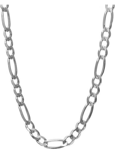 Belk & Co. Figaro Chain