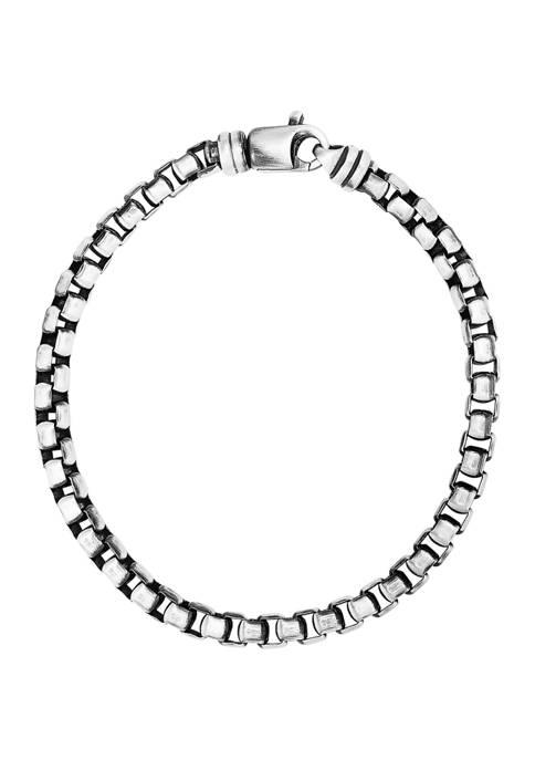 Belk & Co. Box Bracelet
