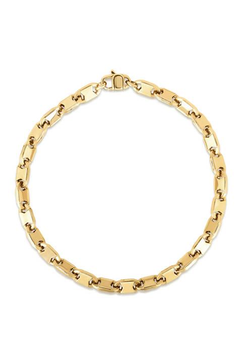 Belk & Co. Oval Bracelet