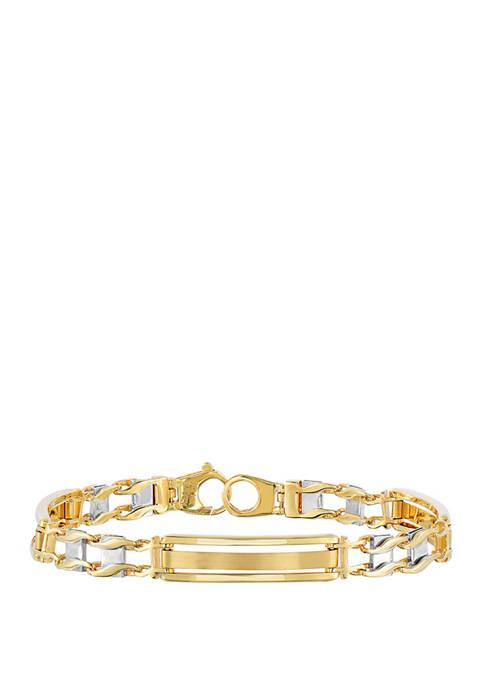 Belk & Co. Link Bracelet