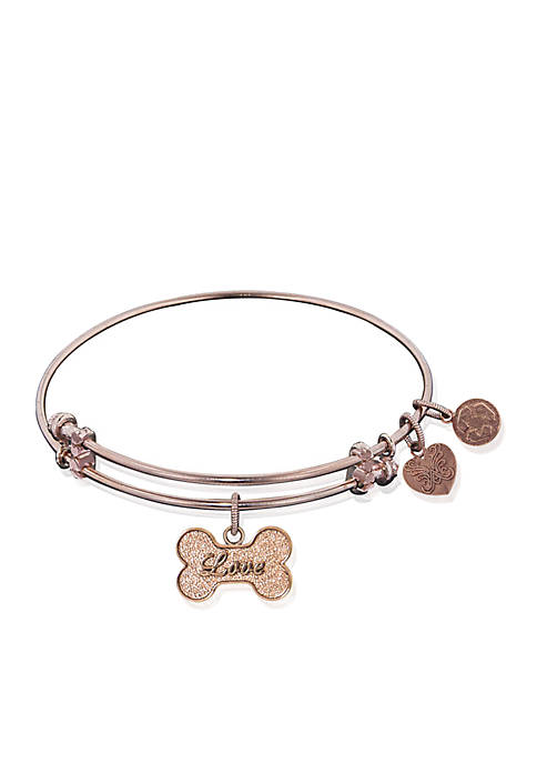 Angelica Dog Bone Expandable Bangle