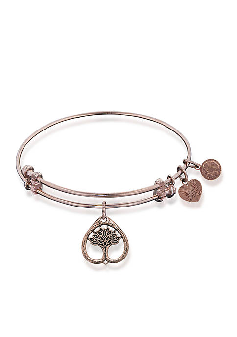 Angelica Tree of Life Expandable Bangle
