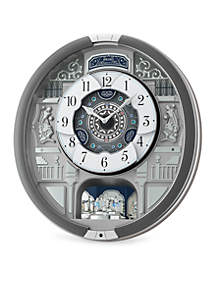 Melodies in Motion Wall Clock