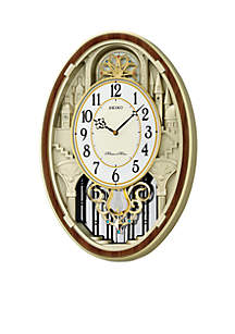 Melodies in Motion Wall Clock With Swarovski® Crystals