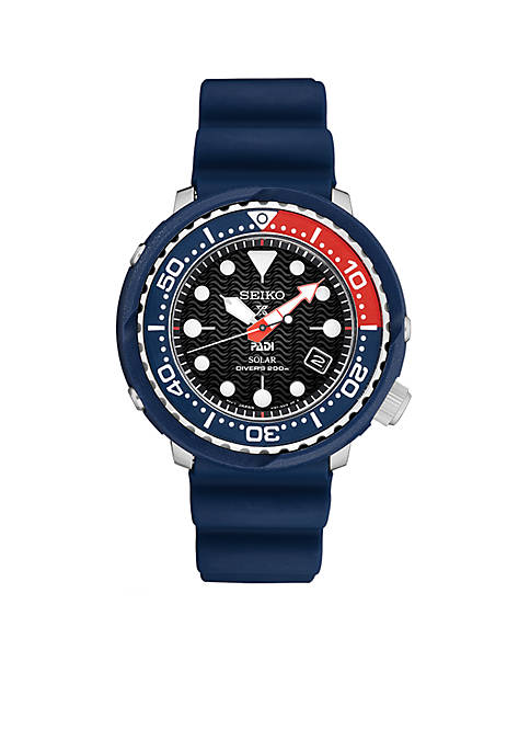 Seiko Mens Stainless Steel Prospex PADI Special Edition
