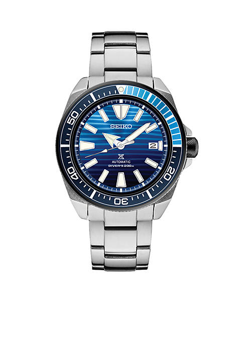 Seiko Mens Stainless Steel Prospex Special Edition Diver