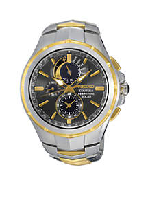 Men's Coutura Solar Perpetual Chronograph Watch