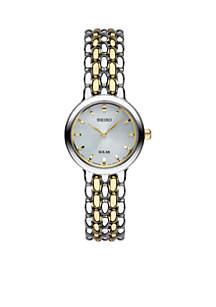 Ladies Dress Solar Watch