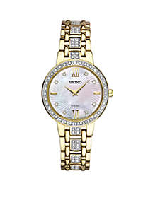 Women's Solar Bracelet Watch