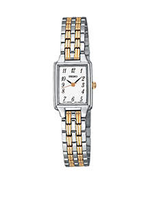 Ladies Two-Tone Bracelet Watch