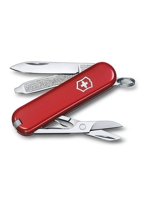 Victorinox Swiss Army, Inc Boxed Classic SD Red