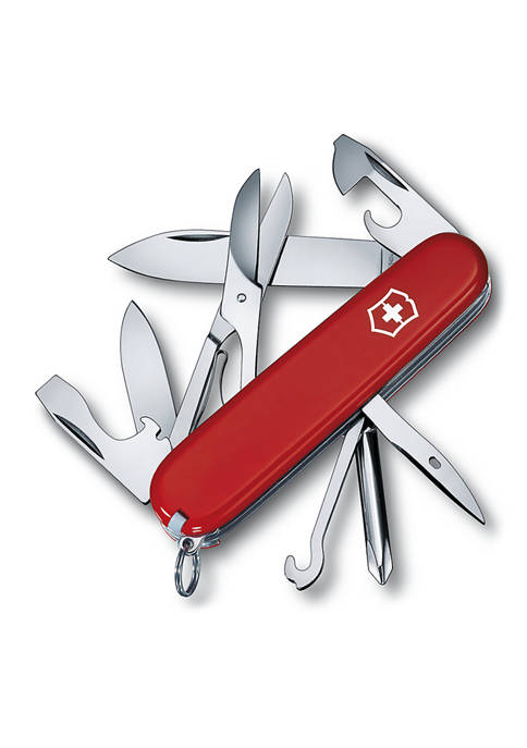 Victorinox Swiss Army, Inc Super Tinker Red Boxed