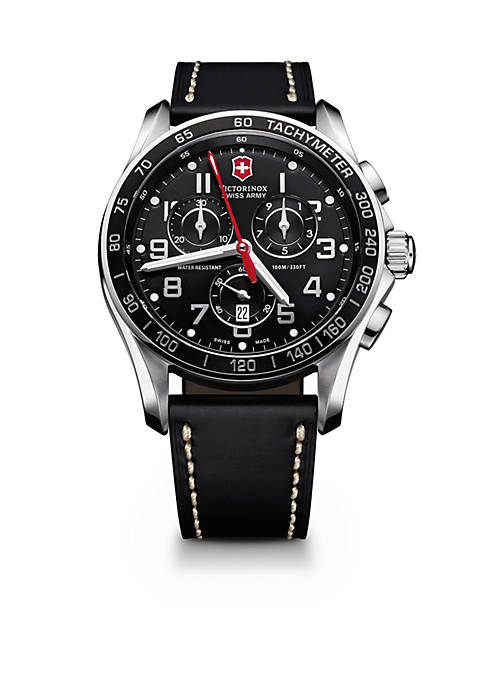 Victorinox Swiss Army, Inc Chrono Classic XLS Watch
