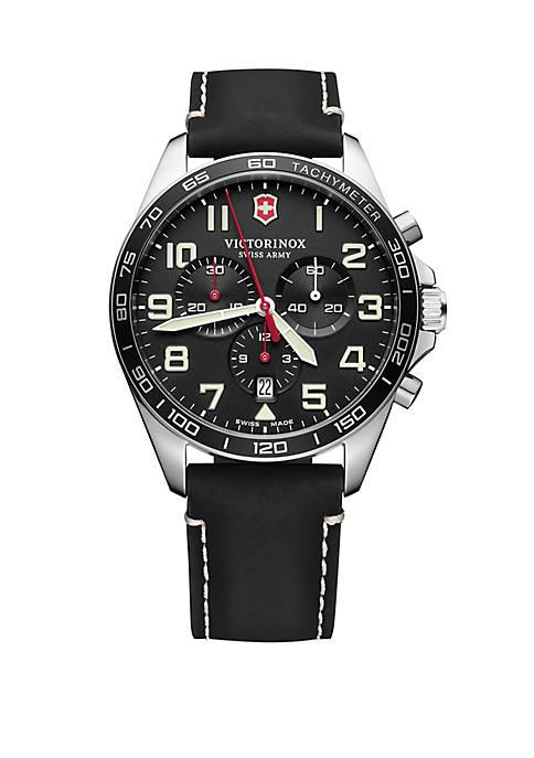 Victorinox Swiss Army, Inc FieldForce Chronograph Watch