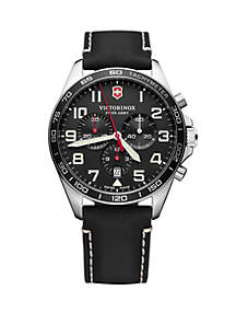 Victorinox Swiss Army, Inc FieldForce Chronograph Watch