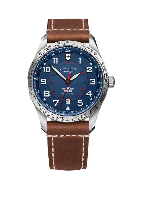 Victorinox Swiss Army, Inc Mens Airboss Mechanical Blue