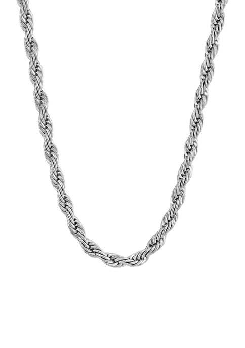 Belk & Co. Stainless Steel 4 Millimeter Rope